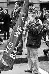 Another Year, Another March (Ben Oh) Tags: london protest thecity bank poultry summit protestors protestor 1april g20 1stapril g20summit g20protests