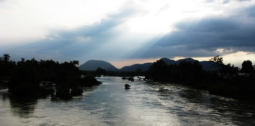 Don Det, 4,000 Islands, Laos