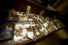 Group Chocolate Tasting
