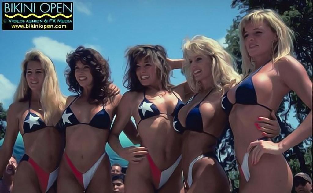 Hedinism bikini contest