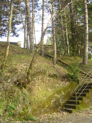 Scale del cimitero