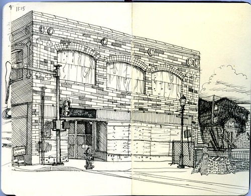 bozeman sketchcrawl: rug gallery