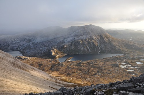 Arkle and Loch na Tuadh