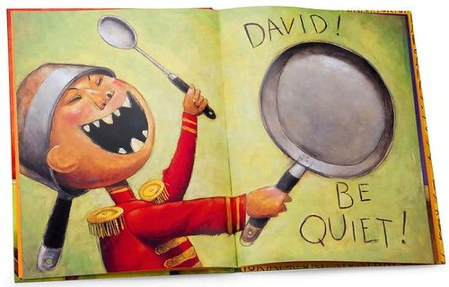 Top 100 Picture Books #88: No, David! by David Shannon