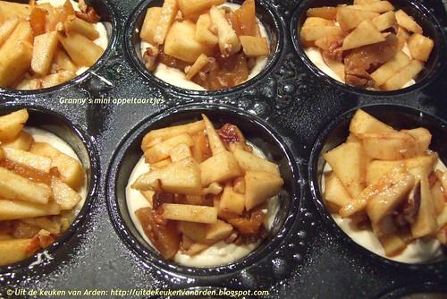 Granny's mini appeltaartjes