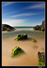 Nocturna en Calblanque (Carlos J. Teruel) Tags: longexposure espaa mar nikon nightshot paisaje explore murcia nocturna nocturnas d300 blueribbonwinner calblanque 18200vr xaviersam