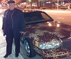 Leopard Limo exterior
