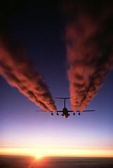 C-141 Contrails