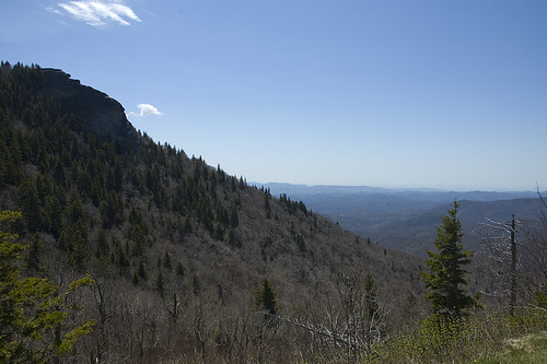 View from Blue Ridge Parkway II
