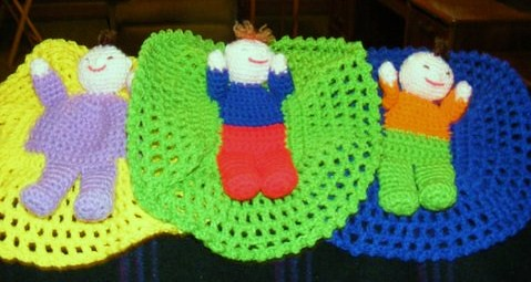 Ravelry Puppet Boy In A Blanket Pattern By Judith Prindle