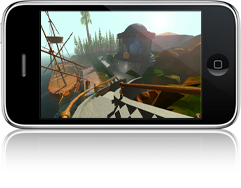 Myst for the iPhone and iPod Touch