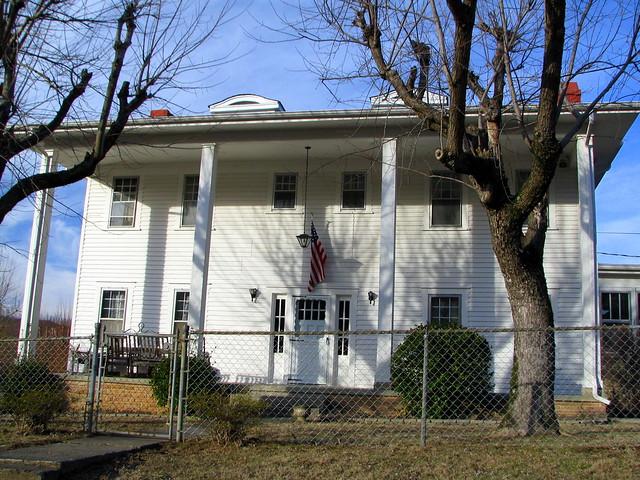 Alvin C. York's Home