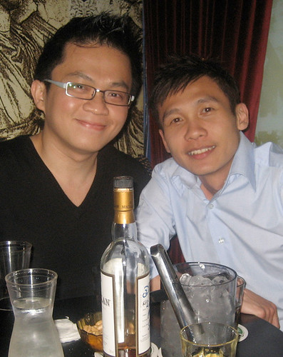 Farewell Drink with Liang Hin