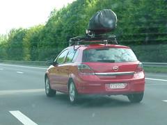 E19 - Nivelles - Bruxelles - Belgium (exxodus) Tags: street camera hardware google highway