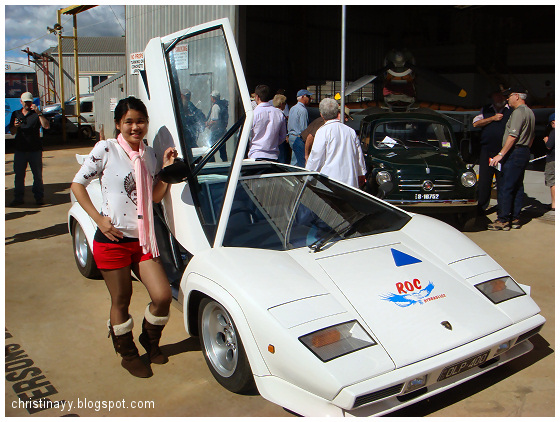 David Hack Classic Meet, Toowoomba Airport