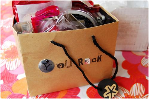 Winner Gift Bag