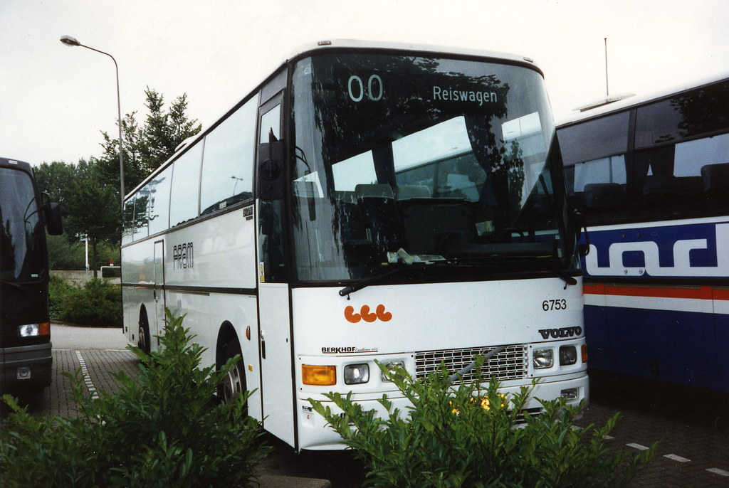 FRAM tourbus 6753