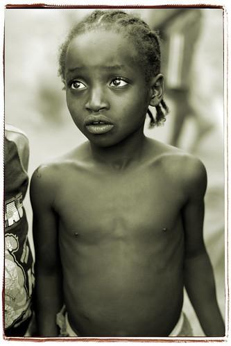Black Street Boy