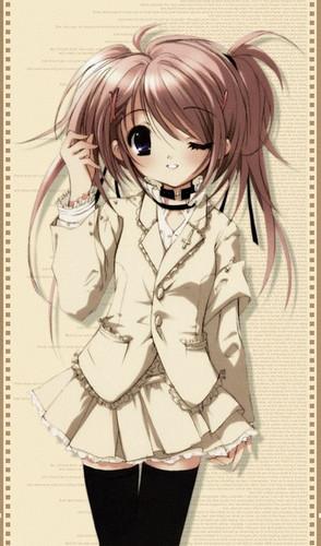 cute anime guys. cute anime girl 9