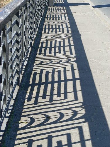 Dynon Road Bridge Shadows