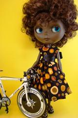 MICHELLE ROBINSON..de cabelinho afro !