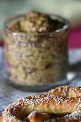 Pretzel & mustard 1