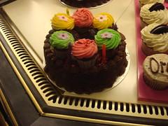 London 2009- Torta Cupcakes Harrods
