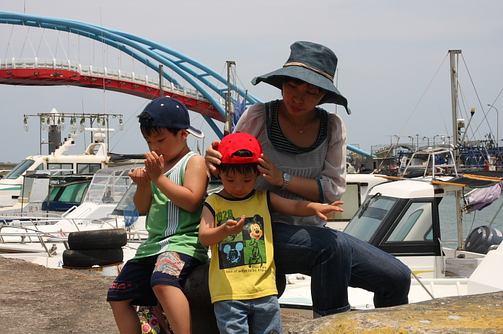 永安漁港(觀海橋)011