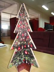 X-Board Christmas Tree