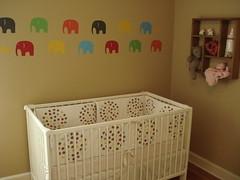 Crib (stupid clever) Tags: nursery harpersroom gullievercrib dwellstudioscircles hutchmeetsycom