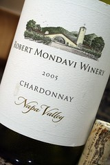 2005 Robert Mondavi Napa Chardonnay (Allison (A Glass After Work)) Tags: winelabel robertmondavi