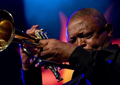 The Hague Jazz 2009 - Hugh Masekela (Haags Uitburo) Tags: world africa musician music black holland netherlands festival geotagged photography la concert europa europe theater hugh live stage south forum den nederland trumpet jazz denhaag player hague event musical podium musica singer muziek instrument concerts musik haag konzert portret brass paysbas 2009 thehague haye laia haya the haagse trumpeter optreden trompete nederlandse trompet concerten haags konzertfotos hughmasekela masekela muziekfestival thehaguejazz thehaguejazzfestival uitburo wfcc trompettist uitbureau jazzfotografie haagsuitburo jazzmuziek geo:lat=52092407 geo:lon=4283047 jazzfotos beeldenaarsnet wwwthehaguejazznl ramopolo