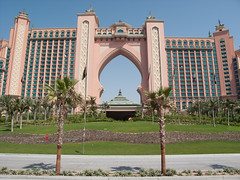 Atlantis, The Palm, Dubai (www.bart.la - Personal pictures) Tags: hot dubai desert uae balloon atlantis burjalarab seaplane thepalm burj theworld thedubaimall