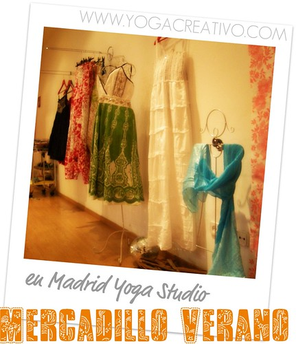 MERCADILLO  Madrid Moda Yoga