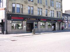 Gorgeous Gabby (W F B) Tags: uk beer bar restaurant scotland pub nikon ale diner pint paisley gabriels belhaven renfrewshire musicforoureyes