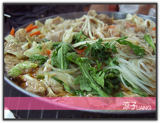 韓國 烤魷魚 五花肉 二吃風味餐08