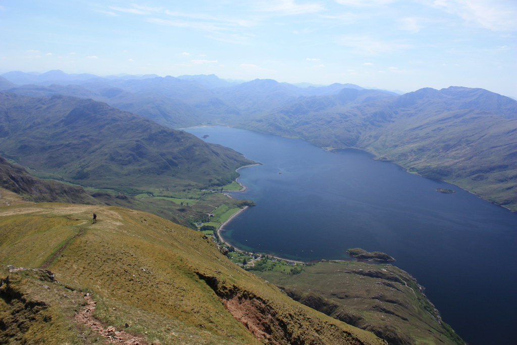 Loch Hourn and Arnisdale