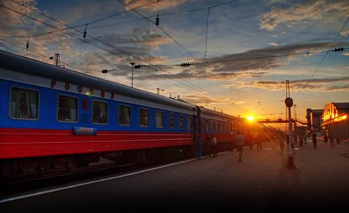 Día 15. Ida y vuelta a Irkutsk, transiberiano mediante