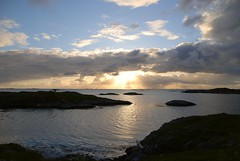 Norwegian Sunset (murtphillips) Tags: sunset seascape norway memories peaceful tranquility explore northsea serenity friday romsdal fadinglight justclouds skytheme sky mygearandme flickrstruereflectionlevel1
