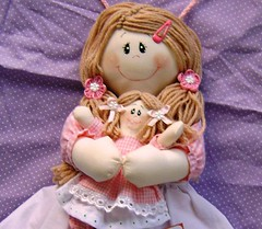 boneca de pano by kau uzeda (KAU UZDA) Tags: rosa criana bonecadepano combeb