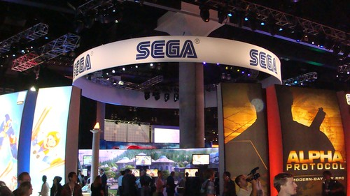 Stand Sega - E3 2009