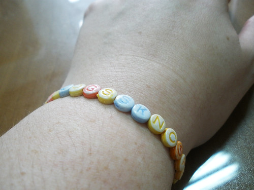 abc bracelet