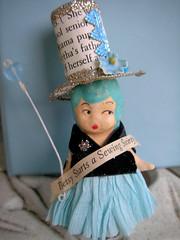 Betsy, Sewing Society Socialite!