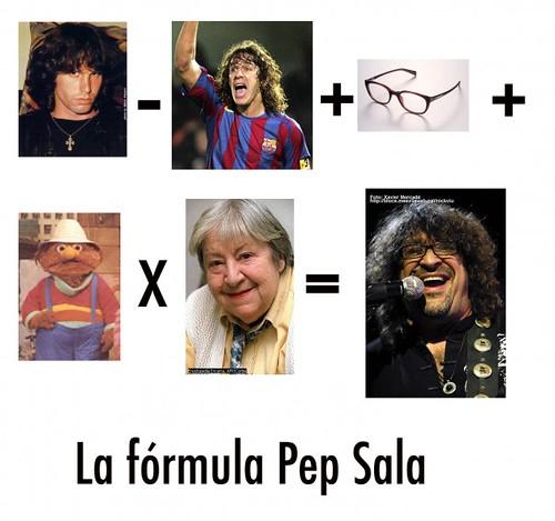 Formula Pep Sala