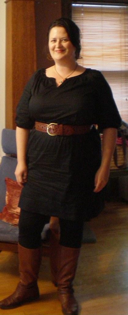 Bargain Basement Outfit