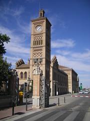Estação ferroviária de Toledo