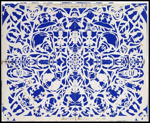 HC Andersen papercut (Christies)