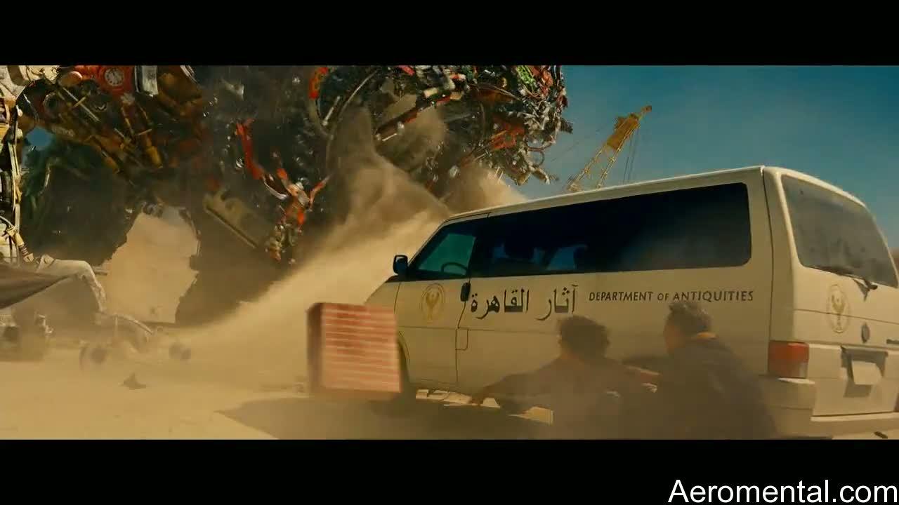 Transformers 2 Leo Simmons Devastator