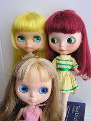 Petra, Astrid y Soul
