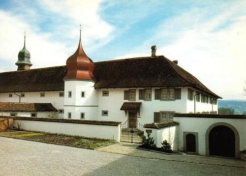 Frauenkloster St. Martin, CH-5649 Hermetschwil AG